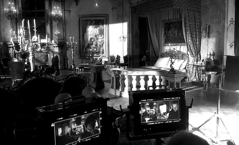 """MARIA THERESIA 1+2"", CZ/SVK/H/A, Maya Productions Prag/MR-Film Wien. Regie: Robert Dornhelm"