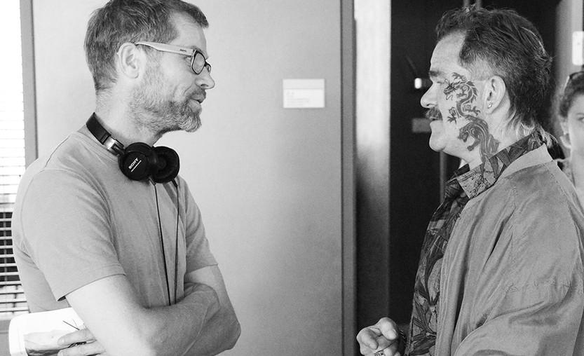 """""""COPSTORIES 4"""", ORF. Regie: Barbara Eder/Thomas Wolkerstorfer. Mit Cornelius Obonya, 2015, Gebhardt-Film Produktion Mödling"""
