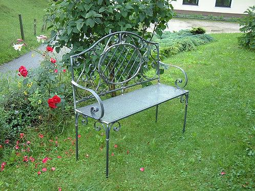 Gartenbank Schmiedeeisen