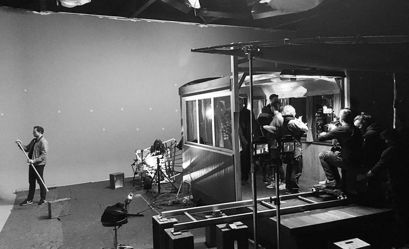 """VIENNA BLOOD 1+2 - The last Séance"", ORF/BBC 2. Regie: Robert Dornhelm, 2019, MR-Film Wien/Endor Production London/Red Arrow London"