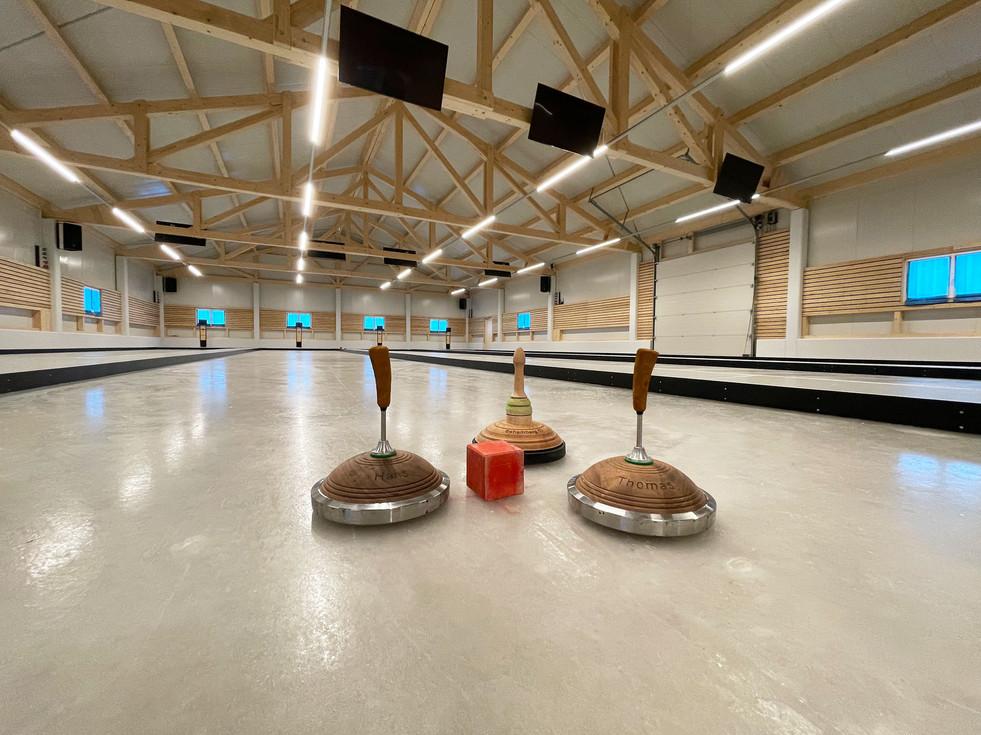 Eisstockhalle Behamberg
