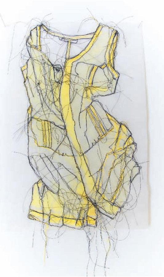 Edith Platzl. Textilkünstlerin. Textile Artist