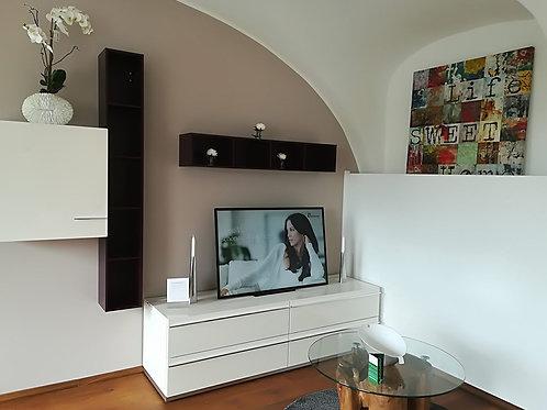 Wohnzimmer-Wand Loddenkemper
