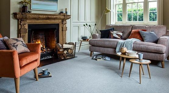 Lounge Loop Carpet Cormar Malabar