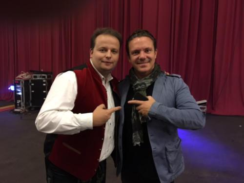 Stefan Mross und Sanny