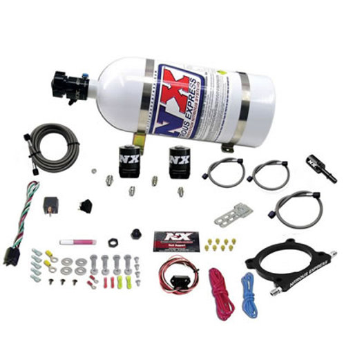 2011- Up 5.0 Coyote High Output Plate System (50-250hp) w/ 10LB Bottle