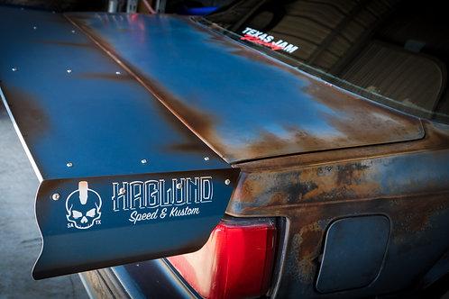 Scott Rod Fabrication - Fox Body Wing Coupe (Strutless)