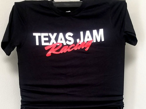 Texas Jam Racing Tee Shirt