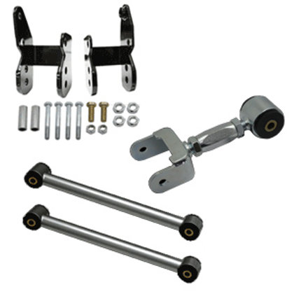 11-14 Mustang 5.0L Pro Street Rear Suspension Package - UPR
