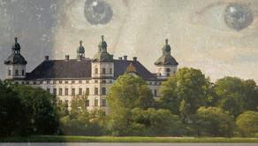 Mysigt och kusligt på slottet.