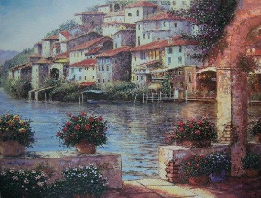 Lago Lugano Grandia