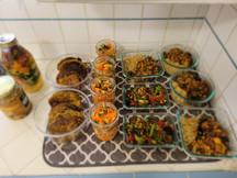 Prepackaged foods and keto