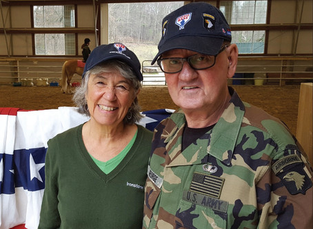 Ironstone Farm offers veterans change and, soon, a center