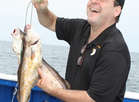 Memorial fishing trip off Plum Island to honor fallen veterans, Patriot Guard Riders