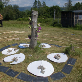 Tighnabruich Primary Labyrinth