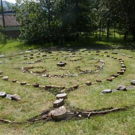Lochgoilhead Labyrinth