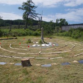 Tighnabruich Labyrinth
