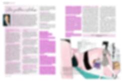 """Jeanette Klein, Praxis Managerin in München: ,,Secret Ceres empfehlen wir Patientinnen mit HP-Virus (Human Pappiloma Virus; die sexuell übertragbare Viruserkrankung soll u.a. für die Entstehung von Gebärmutterhalskrebs mitverantwortlich sein, Anm. der Redaktion). Die erkrankte Haut wird durch gesunde ersetzt. Selbst bei hohen Werten stellen wir so eine deutliche Minimierung des Virus fest"""""""