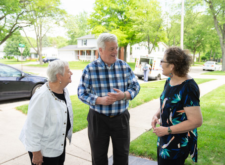 Walker Invites Residents to Share Feedback At Senior Center Question and Answer Event