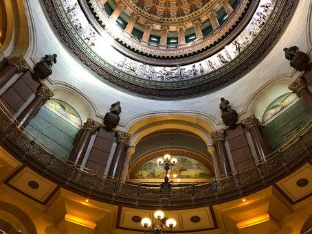 Walker Highlights Need for State Budget to Focus on Recovery