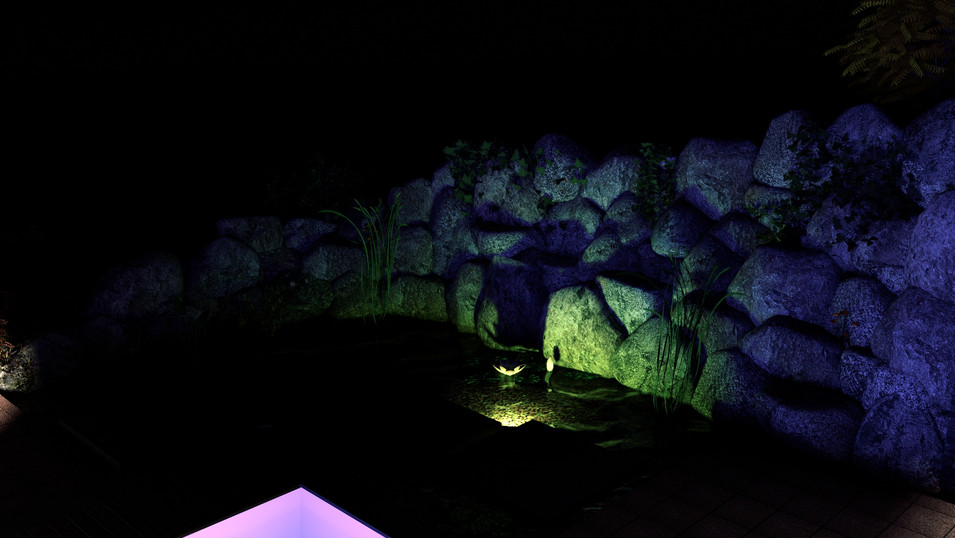 Bassin de nuit