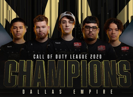 Controversy, Champions and Change: The Story of the First Call of Duty League Championships