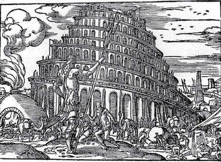 The Language Engineers: Another Look At The Biblical Story of The Tower Of Babel