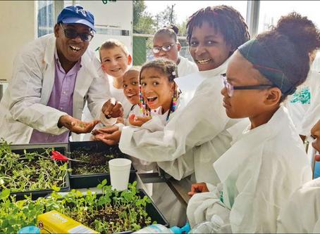 Aquaponics: Green Acres Urban farming in KC