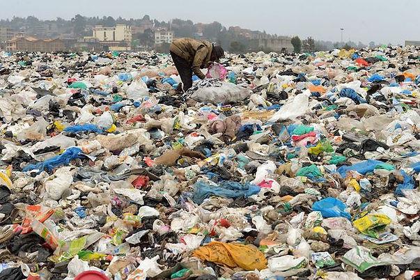Plastic Dump Nairobi