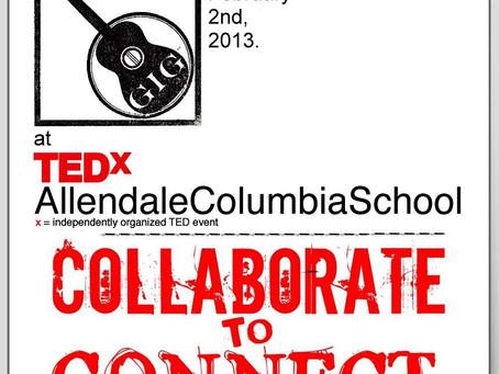 WHITNEY G-BOWLEY & GIG @ TEDx