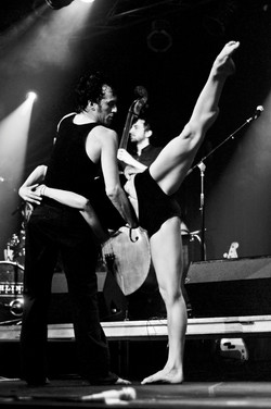 Felix Hess + Whitney G-Bowley