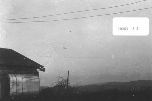 Trent UFO 1950