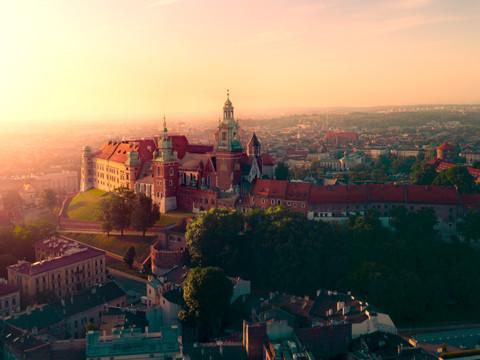 Zaprzysiężenie Prezydenta Potockiego na Wawelu