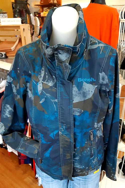 New! Bench Windbreaker Jacket