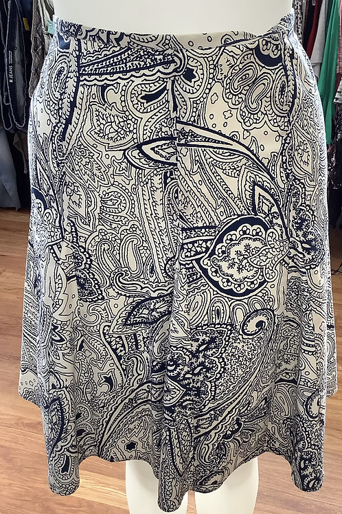 Talbots Skirt *Cotton*
