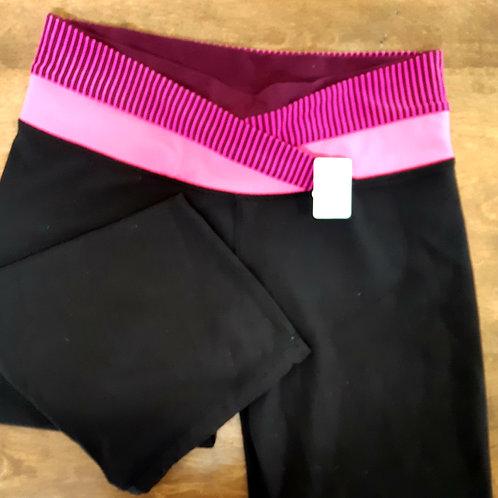 Lululemon Wide Leg Capri's