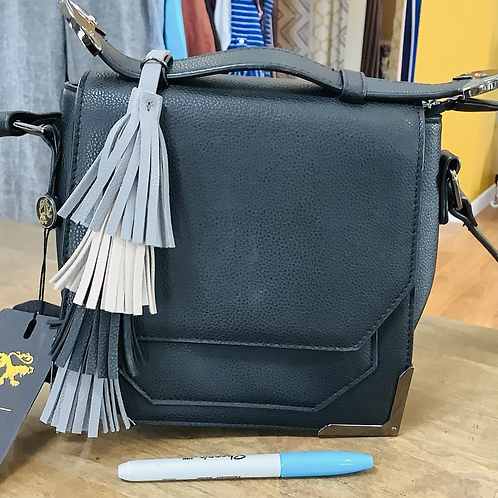 NWT! Lionel Handbag Vegan Leather