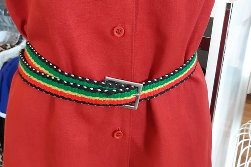 Multi Colored Belt