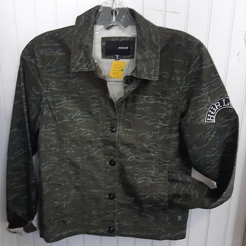 Hurley Camo Jacket