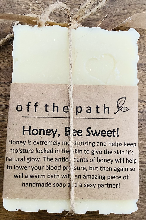 Off The Path Honey Bee Sweet