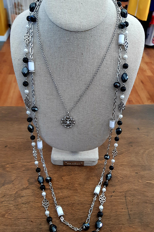 Lia Sophia 3-in-1 Necklace