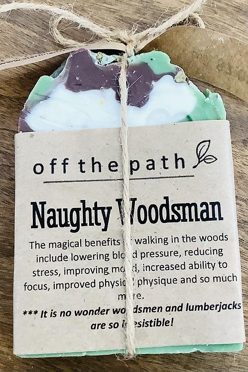 Off The Path Naughty Woodsman