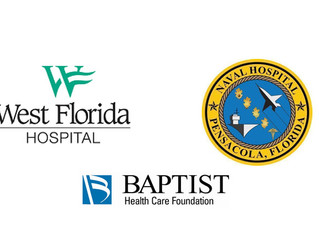 It's Hospital Week at West Florida and Baptist Hospital!