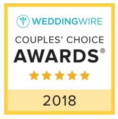 WeddingWire Couples' Choice Award 2018 Winner, A DJ Connection