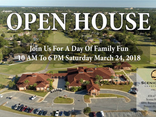 Scenic Hills Country Club Open House, featuring Pensacola Photo Booth