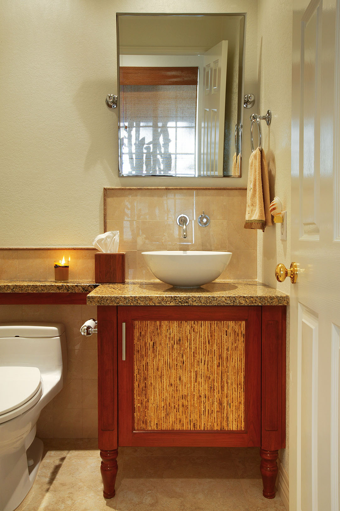 Custom Project M Miller Bath Custom Bathroom Cabinets Oc