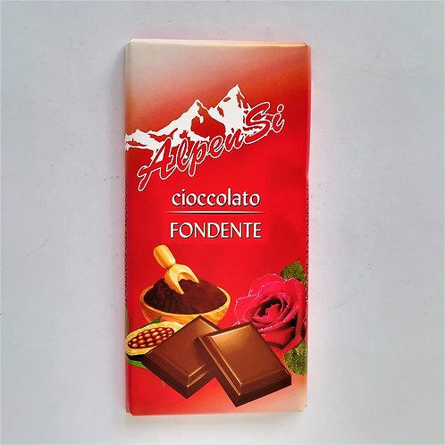 Alpensi Tav. Cioccolato Fonden. 100 Gr