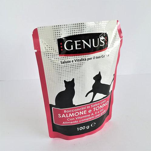 Genus Bocconcini Gatto Sal/Ton. 100 Gr