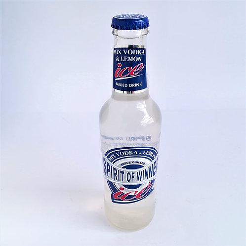 Vodka Ice Spirit Of Winner 275 Ml