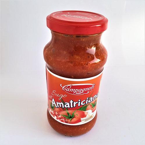 I Campagnoli Sugo Amatriciana 350 Gr